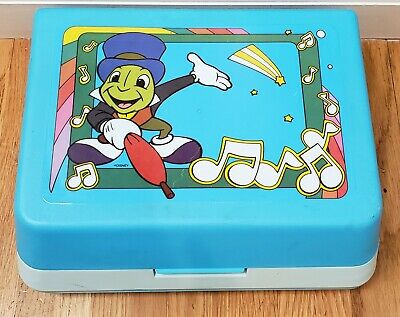 Walt Disney Vanity Fair by Ertl Childs Record Player Pinocchio Jiminy Cricket