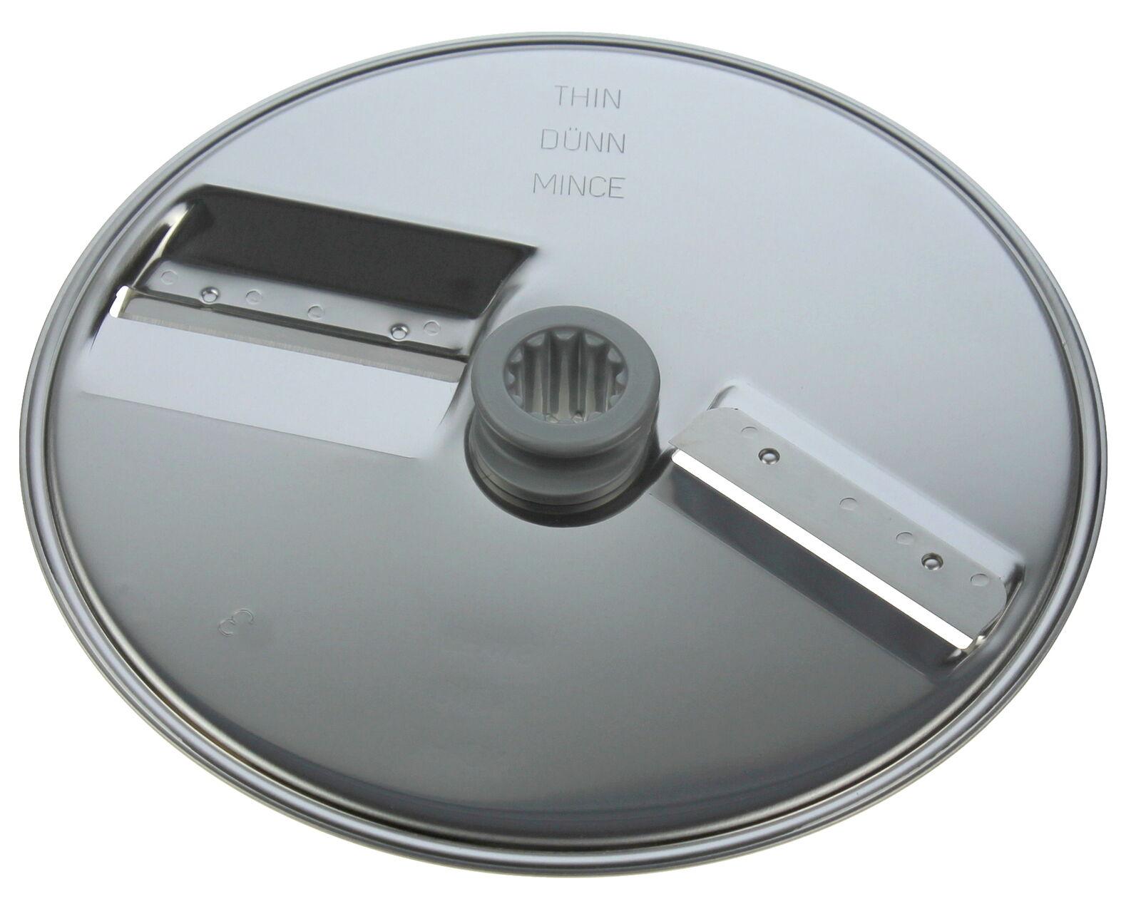 Bosch 12013082 Schneidscheibe für MUM9... MCC9555DWC Cookit Küchenmaschine