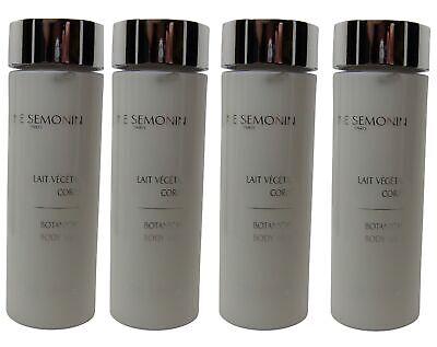 Anne Semonin Body Lotion lot of 4 each 2.7oz Bottles.Total of 10.8oz