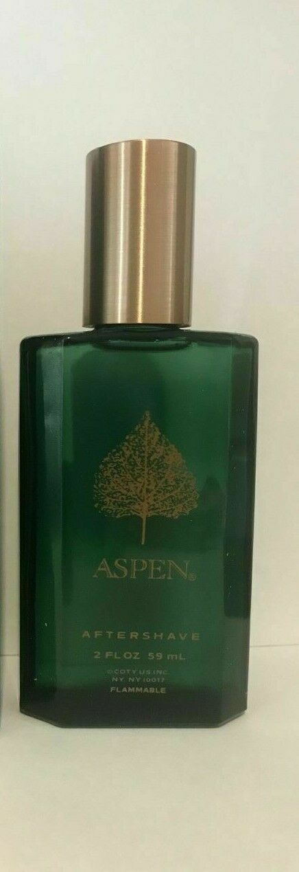 Aspen By Coty 2 OZ After Shave Lotion Splash NEW unboxed