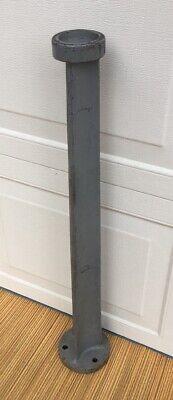 Original Logan 10 Metal Lathe Cast Iron Countershaft Support Pedestal Leg