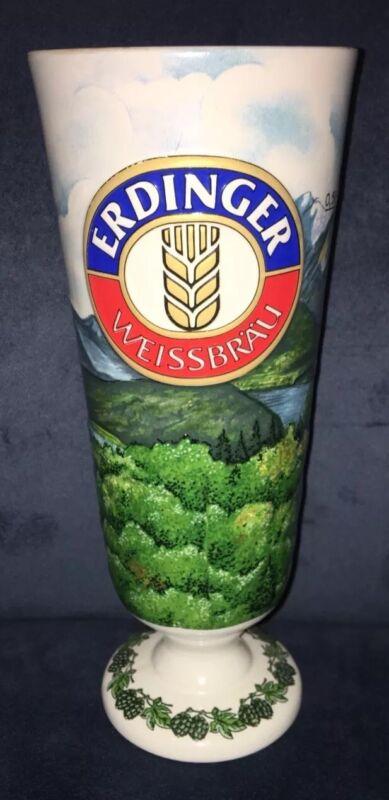 GERMAN Pilsner ERDINGER WEISSBRAU Deutschland ist Schon Castle stein beer cup