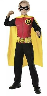 Halloween Dress Up -  DC Robin Boy - Robin Dress Up