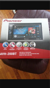 ^** PIONEER TOUCH SCREEN BLUETOOTH DECK!!