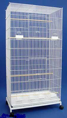 Extra Large Flight Multiple Parakeets Canaries Finches Sugar Glider Bird Cage590