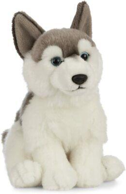 Living Nature Husky Dog Soft Toy 20cm