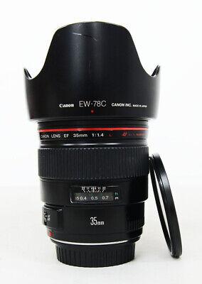 Canon EF 35mm f/1.4 L USM Lens  (35mm 1.4)