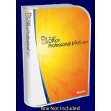 Microsoft Office Professional 2007 - Word, Excel Outlook Publisher etc - 5 PC's