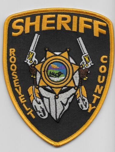 Roosevelt County Sheriff State Montana MT