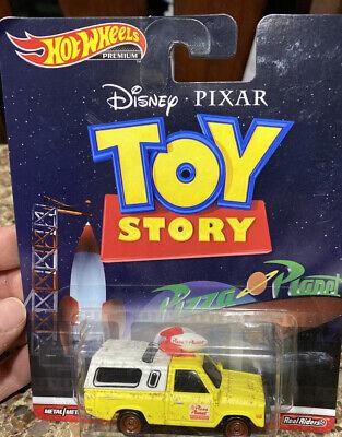 2019 Hot Wheels Replica Entertainment Disney Pixar Toy Story Pizza Planet Truck