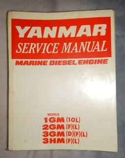 YANMAR Service Manual Maroochydore Maroochydore Area Preview