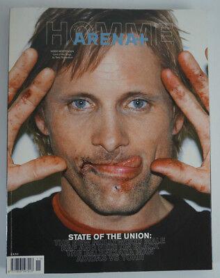 Arena Homme Plus Männermagazin Herbst 2003 Heft für Lifestyle & Mode y4-288