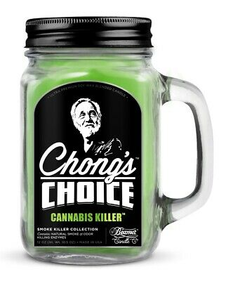 Beamer Smoke Killer Candle 12 oz - Scent: Chong's Choice - The Best!