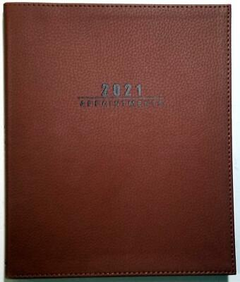 2021 Sundial Weekly Monthly Appointment Book Planner - 7.5 In X 9 In