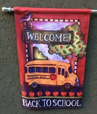 School Bus Welcome Back to School 38