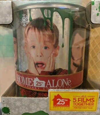 Home Alone: 25th Anniversary Ultimate Collector's Edition complete collection