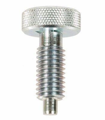 Steel Hand Retractable Plungers 1/4-20 Locking, Northwestern Plunger 33810P 4 pc