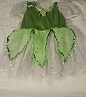Baby Girls Kids Disney Tinkerbell Dress Up Halloween Costume Outfit Skirt 18 m