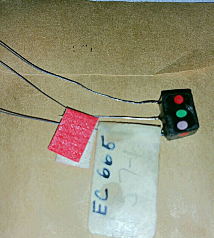 TEN!  M-1752 first Bell Labs grown junction transistor - share with friends!