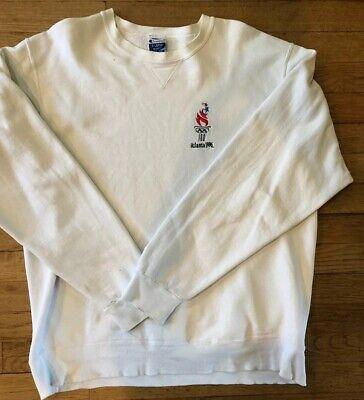 Vintage Champion Sweatshirt Atlanta 1996 Olympics Crew X-Large 90s XL