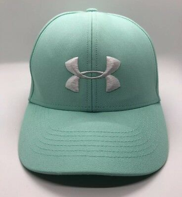 Under Armour Cap Hat Adjustable Adult Women 100% Polyester Light Nice