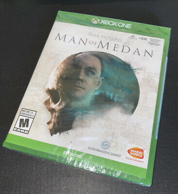The Dark Pictures: Man of Medan (Xbox One, XB1) Brand New & Sealed