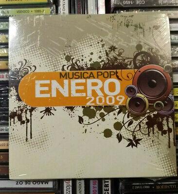 RARE Sony Music US Latin Pop CD PROMO 2009 Calle 13 Ha Ash Amaia Franco De Vita