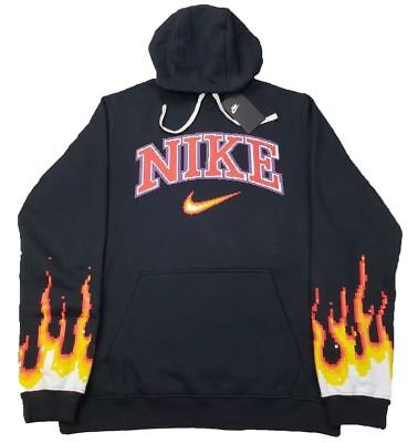 2d3740a933f3  40.49 USD 立即购买. MEN S NIKE PULLOVER HOODIE CHASE REED HEAT CHECK NEW ...