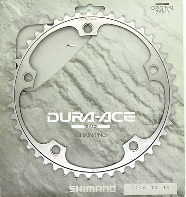 Shimano Dura-Ace FC 7710 Track Chainring 53T 1//2x1//8/""