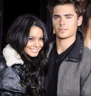 Vanessa Hudgens And Zac Efron Together And Embraced 8x10 Photo Print