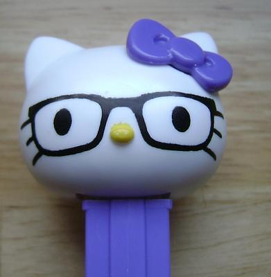 2016 EUROPEAN PEZ HELLO KITTY NERDY MINT LOOSE ()