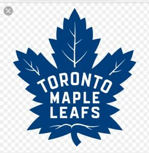 ROW 1 Greens Toronto Maple Leafs tickets for sale