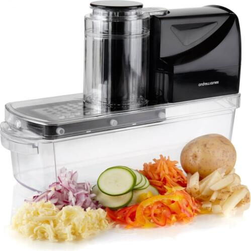 Andrew James Electric Mandoline Slicer Food Cutter Chopper