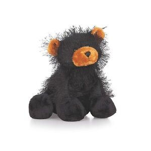 HM004-Webkinz-Black-Bear-Plush-NEW-with-Sealed-Code