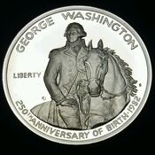 1982 George Washington Half Dollar Proof