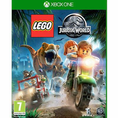 LEGO Jurassic World XBOX ONE New and Sealed
