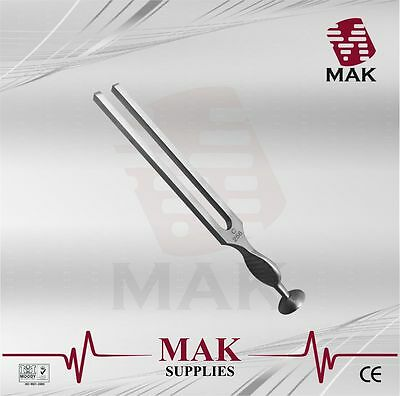 Mak Fine Quality Tuning Fork - Medical Grade Gardiner Brown 256 Hz 18cm