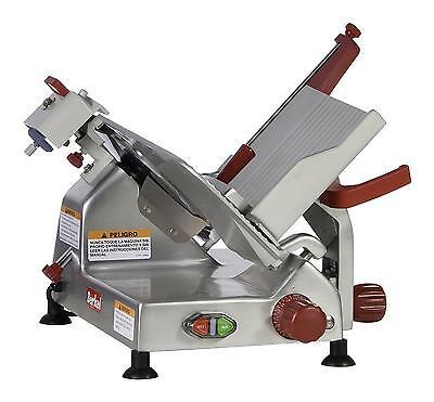 Berkel 825a-plus 10 13 Hp Manual Gravity Feed Economy Series Slicer