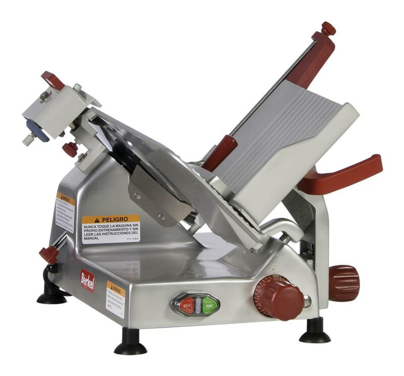 "Berkel 825a-plus 10"" 1/3 Hp Manual Gravity Feed Economy Series Slicer"