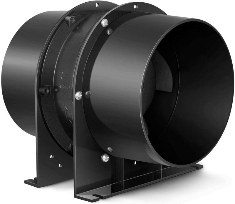 iPower 4/6 Inch Exhaust Inline Axial Fan Ducting Ventilation Extractor Grow Tent