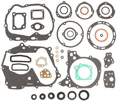 Engine Rebuild Kit - Honda CT90 Trail 90- 1966-1979 - Gasket Set + Seals