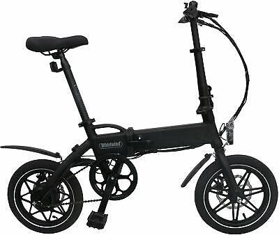 Whirlwind Plegable Bicicleta Eléctrica Moto Coche Scooter Ciudad E-Bike 25km/H