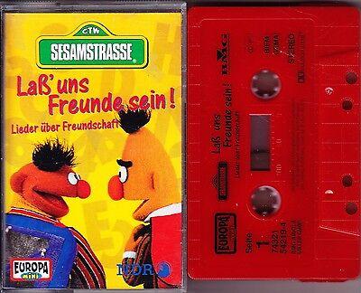 MC Sesamstrasse - Laß´ uns Freunde sein! - EUROPA