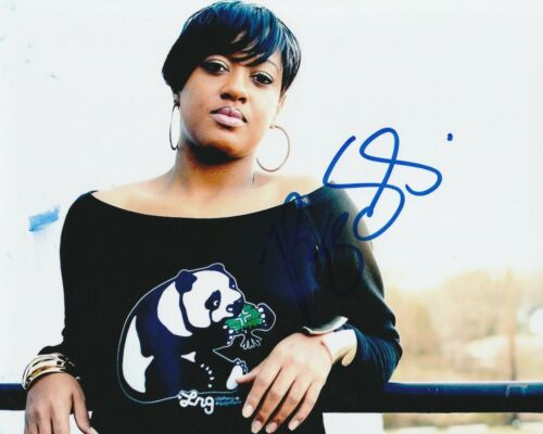 * RAPSODY * signed autographed 8x10 photo * POWER * SIJOURNER * 3