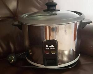 Breville Rice Cooker 1.8Ltr Branxton Singleton Area Preview
