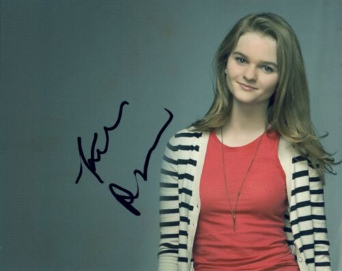 Kerris Dorsey Signed Autograph 8x10 Photo RAY DONOVAN Actress COA AB