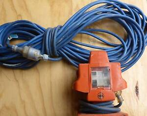 15 amp lead and power box Tannum Sands Gladstone City Preview