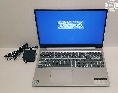 Lenovo ideapad 330S Laptop, Quad Core i5-8250U@1.6GHz,12GB RAM,500GB SSD,Win 10