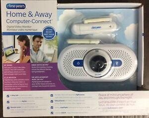 Home and Away baby video monitor