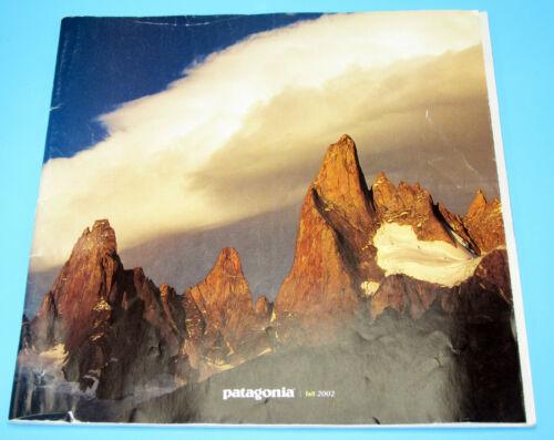 Patagonia Fall 2002 Catalog